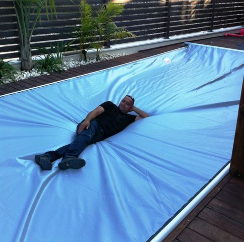 Pool Cover Floating Pool Cover Safe Electrical Cover